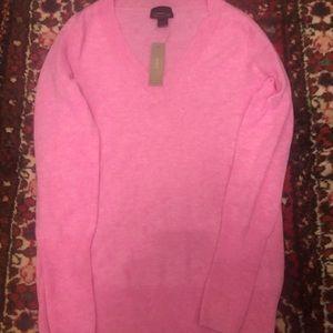 J. Crew Italian Cashmere Sweater - New w/ Tags!